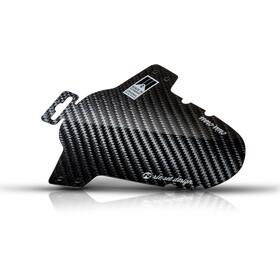 """rie:sel design criss:cross Front Mudguard 28"""" carbon"""
